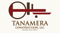 Tanamera Construction, LLC Reno Commercial and Residential Home Builders Logo